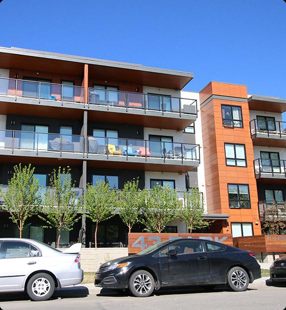 43 Park - Renfrew, Calgary